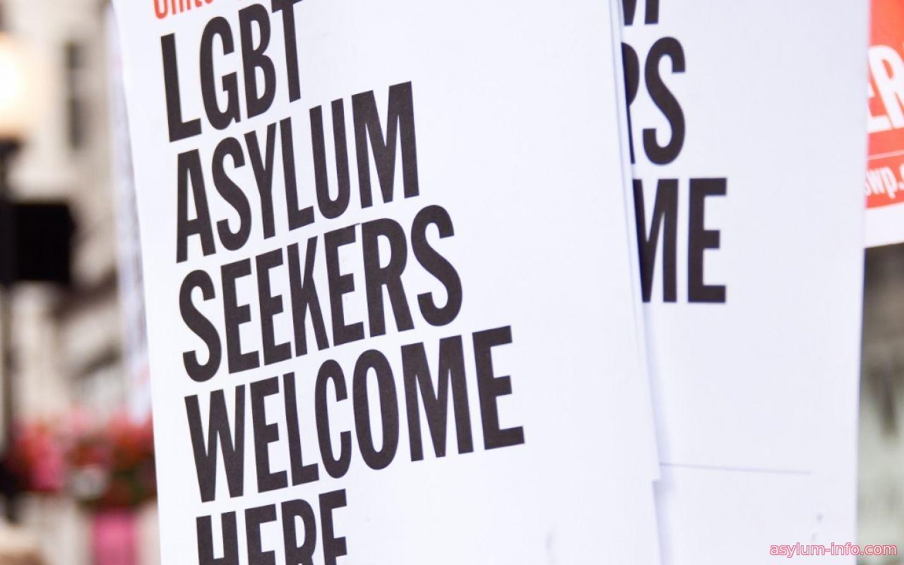 Политическое убежище для сексуальных меньшинств сша